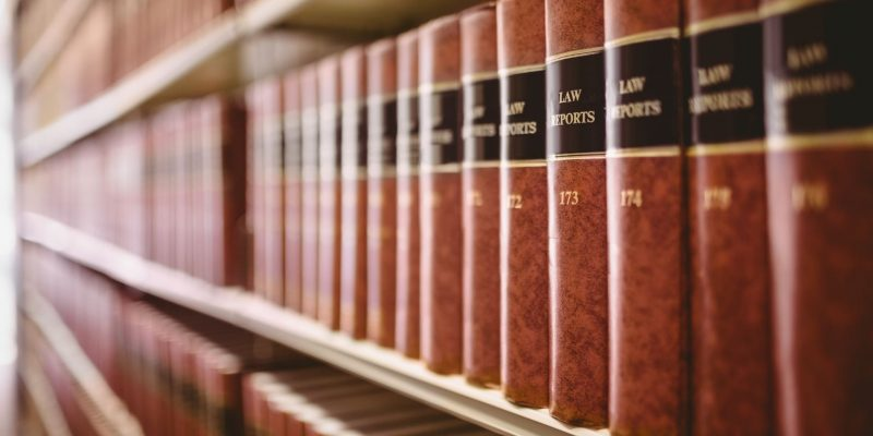 close-up-of-a-lot-of-law-reports-in-library-PB96F8F
